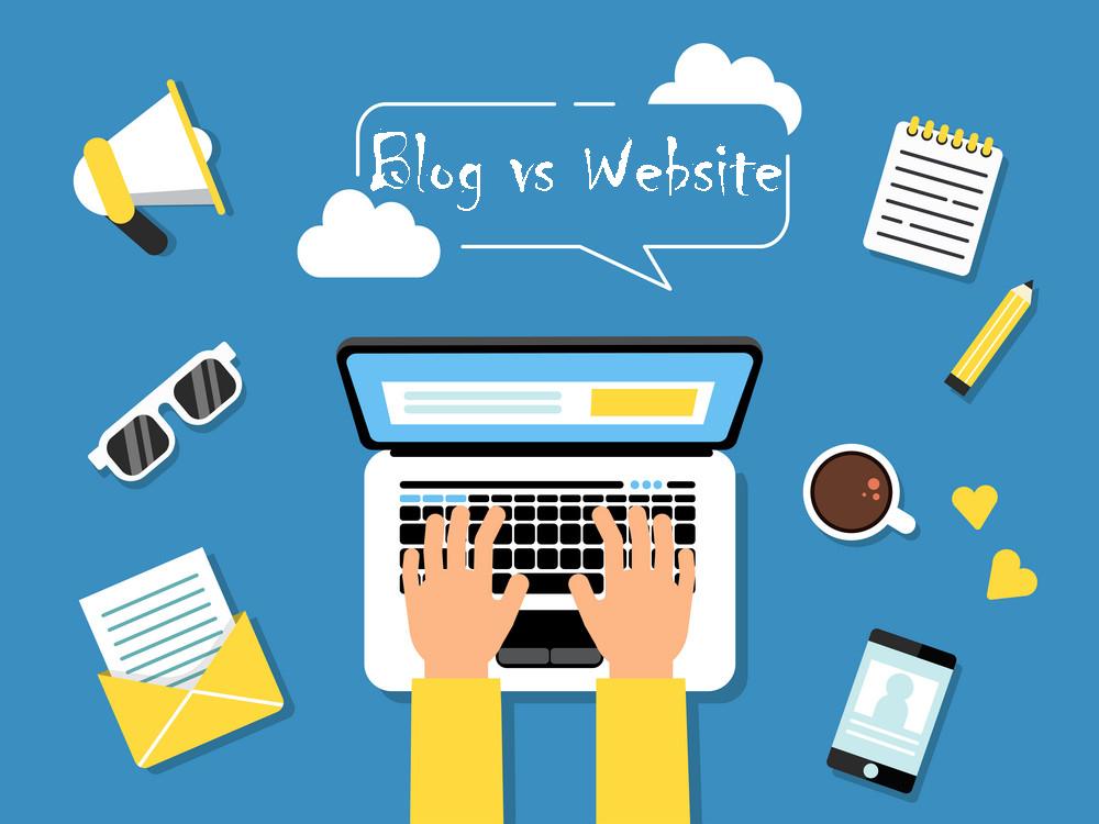 سایت بهتر است یا وبلاگ؟